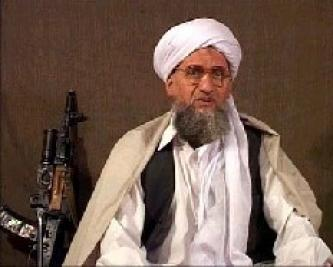 Al-Qaeda's Zawahiri releases video tape warning west of continued violence.