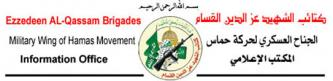 Hamas Announces that Palestinian Security Members Have Incited Violence Upon Palestinians, and Lists the Names of those Killed Recently by the Palestinian Security