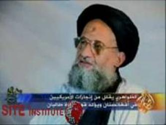 Video Message by Ayman al-Zawahiri Honors the London Bombings, and Criticizes the United Nations for Alleged Hypocrisy
