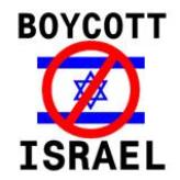 Website Advocates the Boycott of American and Foreign Companies Supporting Israel