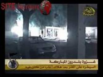 """The Blessed Attack of Baladruz"" – A Video by Ansar al-Sunnah of Storming the Barracks of Iraqi Forces in Diyala"