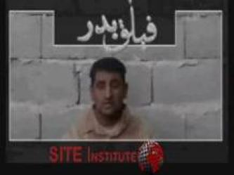 Al-Qaeda in Iraq Issues Two Videos: One Depicting the Interrogation and Execution of a Badr Brigade Cell, and the Other of a Bombing Targeting the Governor of Diyali