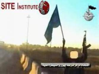 Al-Qaeda in Iraq Issues a Video Depicting the Storming of a Police Station in Behrez, and Claims Responsibility for Attacks Targeting American and Iraqi Forces and Equipment in Ara