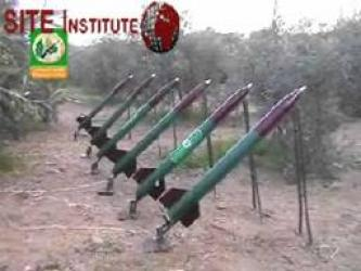 Ezzedeen al-Qassam Brigades of Hamas Issues Video Depicting Launching of Missiles at Sderot