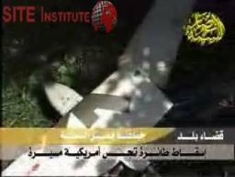 Ansar al-Sunnah Issues a Video of a Shot Down Spy Plane in Balad