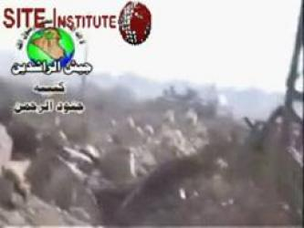 Al-Rashideen Army Claims Responsibility for Bombings Targeting American Forces in al-Ramadi and al-Ghazaliya, and Issues a Video of Bombing a Tank