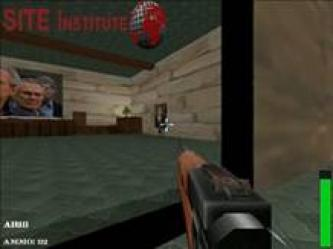 """Night of Bush Capturing"" – A Computer Shooting Game from the  Global Islamic Media Front"