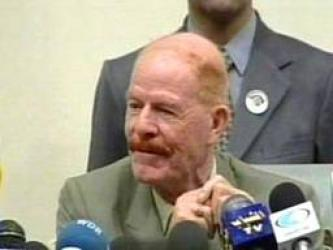 The Saddamiyin, the Followers of Saddam Hussein, Appoint Izzat Ibrahim al-Douri as the Secretary General of the Ba'ath Party in Iraq