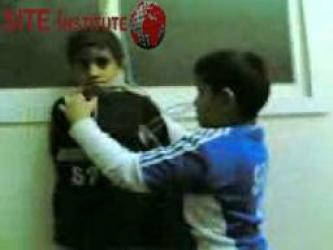 Video of Children Reenacting the Hanging of Saddam Hussein Circulated on Jihadist Forums