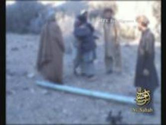 As-Sahab Issues Video of Firing Katyusha Rockets at an American Base in Machadad, Paktika Province