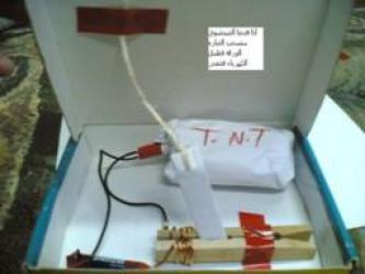 Instructions to Prepare a Briefcase Bomb with Pictorial of the Process