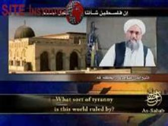 """Palestine is Our Concern and the Concern of Every Muslim"" – An Audio Speech by Dr. Ayman al-Zawahiri Presented by as-Sahab – 3/11/2007"