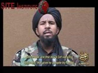 """To the Army of Difficulty in Somalia"" – A Video Speech by Abu Yahya al-Libi from as-Sahab"