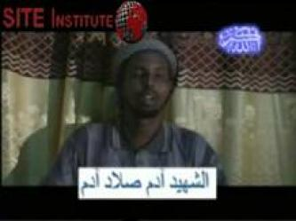 Young Mujahideen Movement in Somalia Issues Statement and Video of Suicide Bombing in Mogadishu in Revenge for Somali Muslim Woman