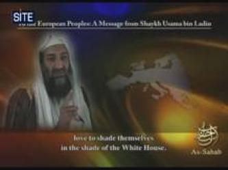 """To the European Peoples"" – An Audio Message from Usama bin Laden Issued by As-Sahab Media, 11/2007"