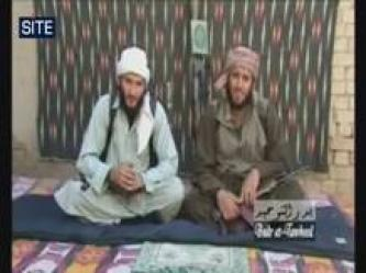 IJU Video of Sa'ad Abu Furqan and Abu Muslim Reciting Martyr Wills