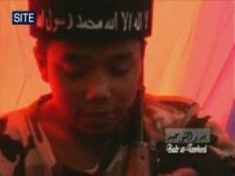 IJU Video Shows Child Martyr