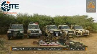 Ansar Dine Photo Report Shows War Spoils Taken from Malian Military in Gourma-Rharous