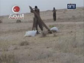 Ansar al-Islam Fires Mortars at US Base in Tikrit (Video)