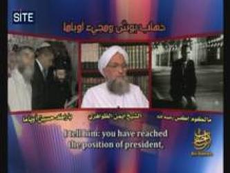 Zawahiri Responds to Obama Victory