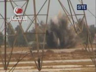 Ansar al-Islam Bombs ING Carrier in Diyala (Video)