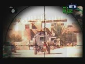 ISI Sniper Video Dedicated to Palestinians