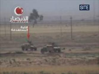 Ansar al-Islam Bombs US Patrol in Kirkuk (Video)