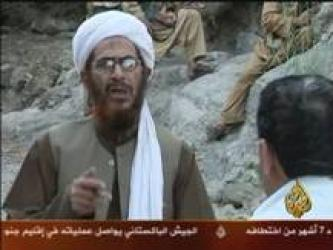 Al-Jazeera Interviews al-Qaeda Leader in Afghanistan