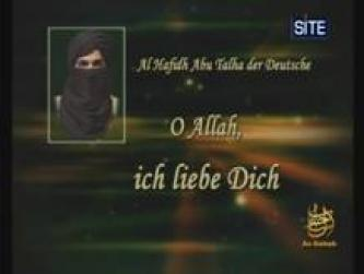 German al-Qaeda Member Speaks on Glory of Jihad