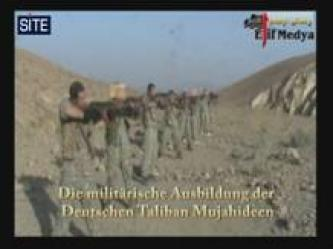 Elif Media Releases Incitement Video from German Taliban