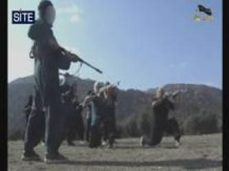 IMU Video Shows Military Training Exercises