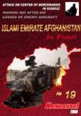 """In Fight"" Magazine Documenting Afghan Taliban Activity, Issue 19"