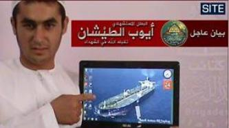 Brigades of Abdullah Azzam Claims Strike on Japanese Tanker