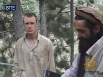 Afghan Taliban Video Shows Captive US Soldier, Suicide Bombers