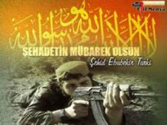 Elif Media Reports Death of Turkish Fighter