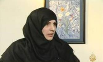 Al-Jazeera Interviews Wife of CIA Base Bomber