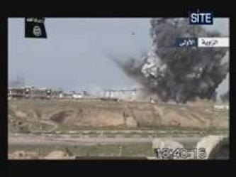 ISI Video on 4/2007 Suicide Bombing at Peshmerga Base