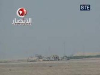 Ansar al-Islam Video Shows Aftermath of Bombing Near Tikrit