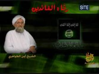 Zawahiri Offers Condolences for Slain ISI Leaders