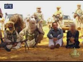 AQIM Releases Video of French and African Captives