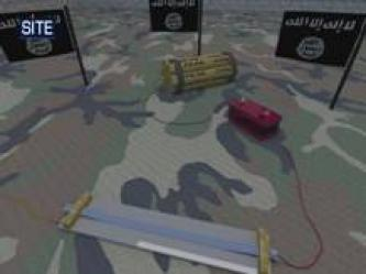 Jihadist Gives 3D Model Video of Pressure Plate IED