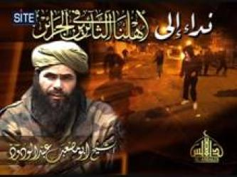 AQIM Leader Congratulates Algerian Protestors, Urges Support