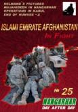 """In Fight"" Magazine Documenting Afghan Taliban Activity, Issue 25"