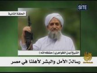 Zawahiri Urges Christians not to Fight al-Qaeda, Calls for Innovative Attacks