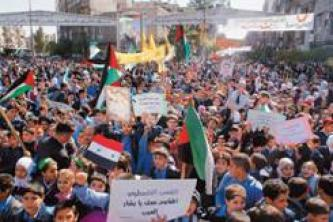 Jihadist Cleric Gives Fatwa on Participating in Syrian Protests