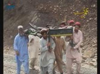 TTP Video Shows Military Activity in Mehsud Region