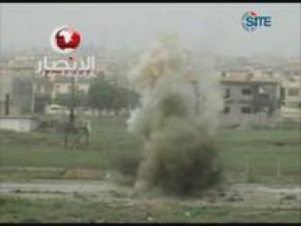 Ansar al-Islam Video Showcases Bombings against Iraqi Forces