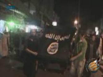Al-Yaqeen Distributes Video of Protests in Gaza to Bin Laden Killing
