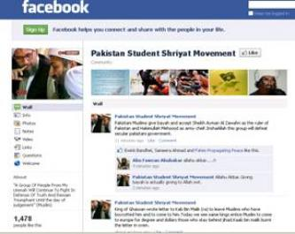 Facebook Group Calls for Targeting Pakistani Politicians