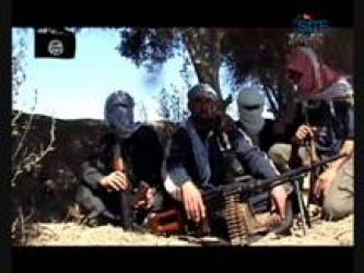 "ISI ""Knights of Martyrdom 9"" Video, Dedicated to Chechen Fighters"